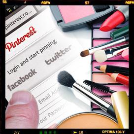 Social-Media-Relevanz im Bereich Dekorativer Kosmetik