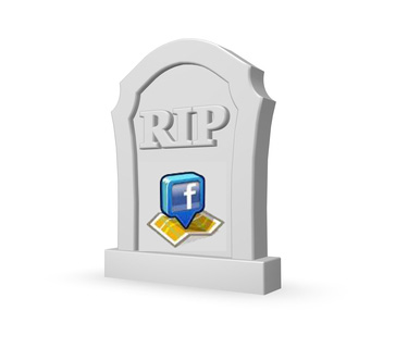 Online Handel eCommerce RIP Facebook Deals