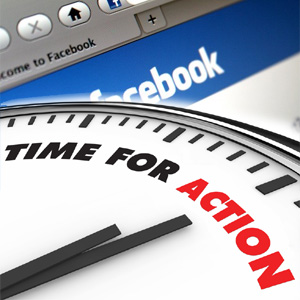 Social Media Networks Facebook Marketing Time