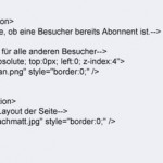 So geht's: Facebook Page mit FBML aufpeppen.